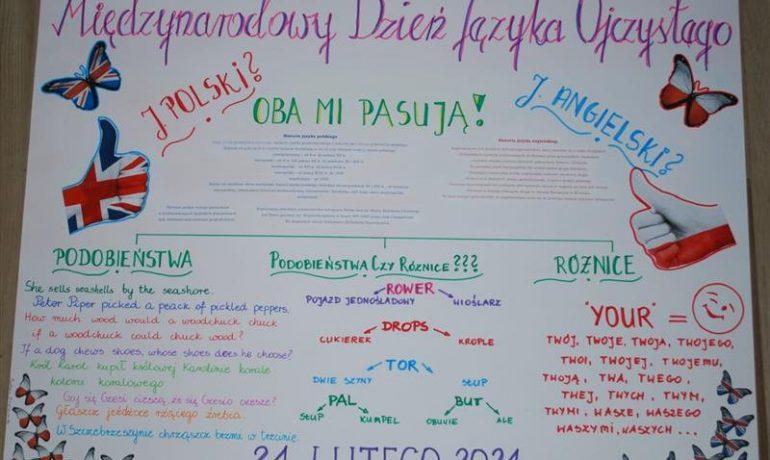 Międzynarodowy Dzień Języka Ojczystego - 21.02